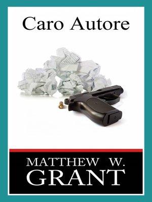 cover image of Caro Autore