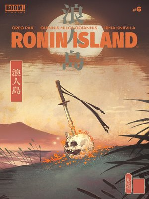 cover image of Ronin Island (2019), Issue 6