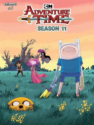 cover image of Adventure Time Season 11, Issue 5