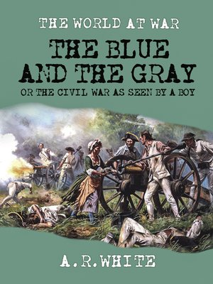 cover image of The Blue and the Gray Or the Civil War as Seen by a Boy