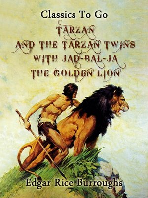 cover image of Tarzan and the Tarzan Twins