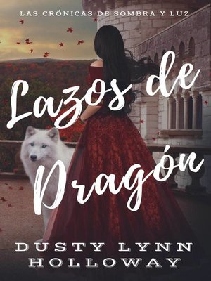 cover image of Lazos de Dragón