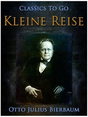 cover image of Kleine Reise