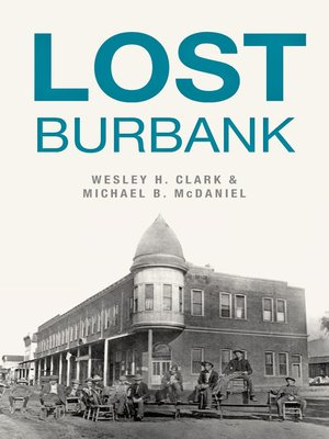 cover image of Lost Burbank