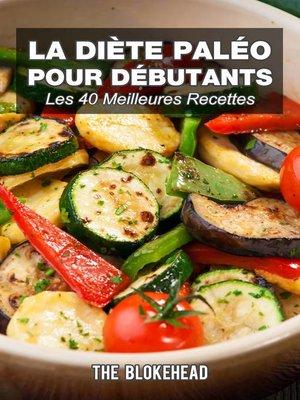 cover image of La diète paléo pour débutants