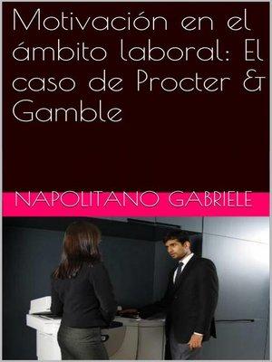 cover image of Motivación En El Ámbito Laboral