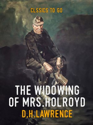 cover image of The Widowing of Mrs. Holroyd