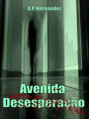cover image of Avenida Desesperação