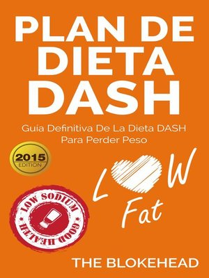cover image of Plan de dieta DASH