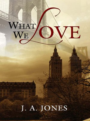 cover image of What We Love