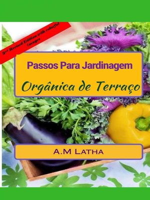 cover image of Passos Para Jardinagem Orgânica de Baixo Custo Em Terraço