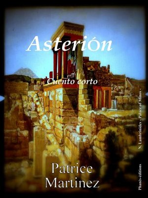 cover image of Asterión