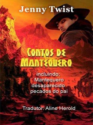 cover image of Contos de Mantequero