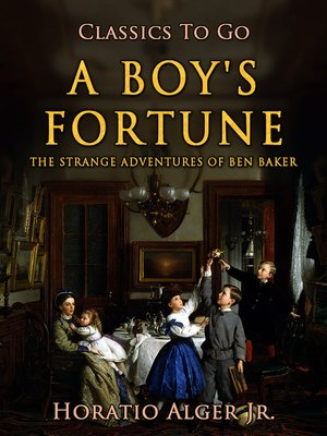 cover image of A Boy's Fortune