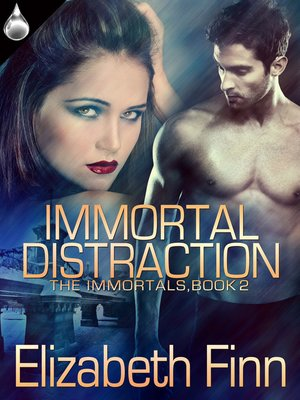 cover image of Immortal Distraction