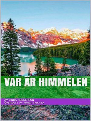 cover image of Var är himmelen?