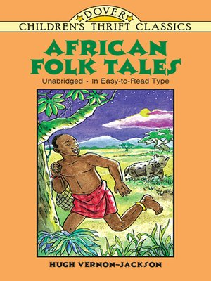 cover image of African Folk Tales