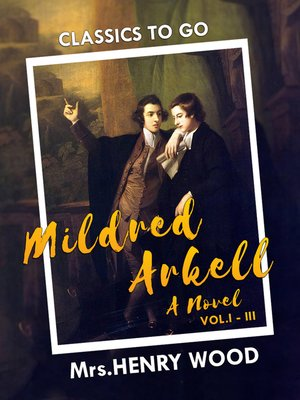 cover image of Mildred Arkell