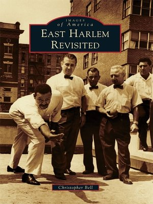 cover image of East Harlem Revisited