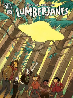 cover image of Lumberjanes (2014), Issue 67