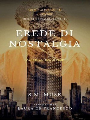 cover image of Erede di Nostalgia