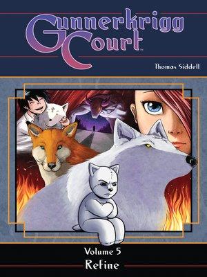 cover image of Gunnerkrigg Court Volume 5