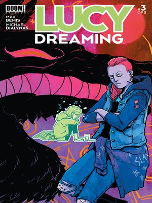 cover image of Lucy Dreaming, Issue 3