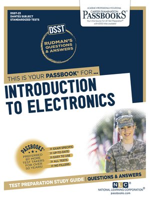 cover image of INTRODUCTION TO ELECTRONICS