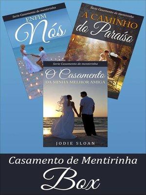 cover image of Box Casamento de Mentirinha