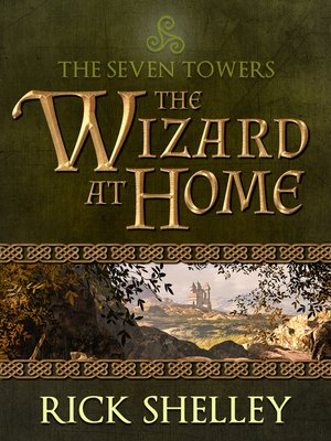 cover image of The Wizard at Home