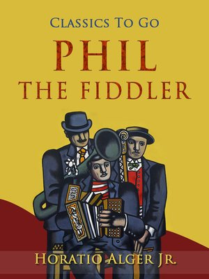 cover image of Phil the Fiddler