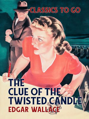 cover image of The Clue of the Twisted Candle