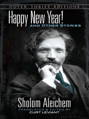 cover image of Happy New Year! and Other Stories