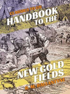 cover image of Handbook to the New Gold Fields