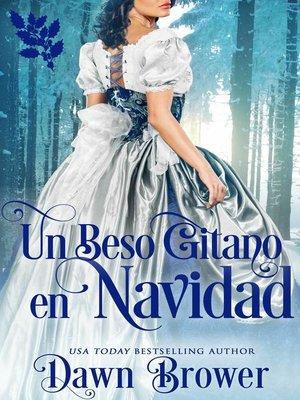 cover image of Un Beso Gitano en Navidad