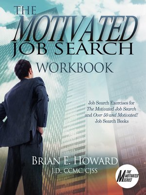 cover image of The Motivated Job Search Workbook
