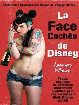 cover image of La Face Cachée de Disney