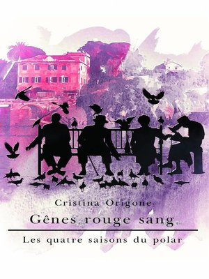 cover image of Gênes rouge sang
