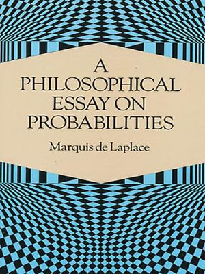 dover books on mathematics series · rakuten  a philosophical essay on