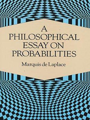 dover books on mathematics series · rakuten  a philosophical essay on