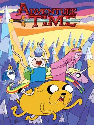cover image of Adventure Time Volume 10