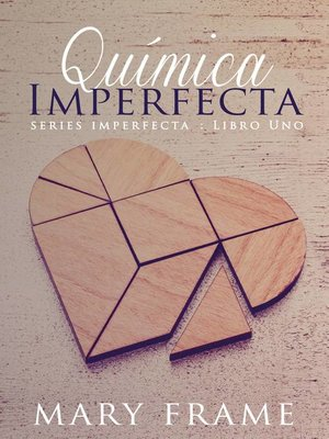 cover image of Química Imperfecta