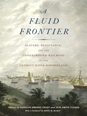 cover image of A Fluid Frontier