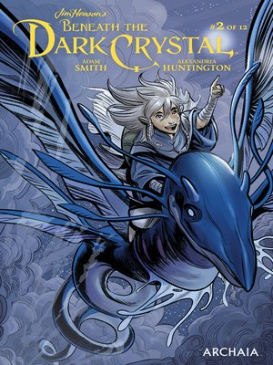 cover image of Beneath the Dark Crystal (2018), Issue 2