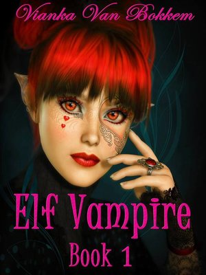 cover image of Elf vampire