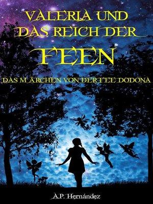 cover image of Valeria und das Reich der Feen
