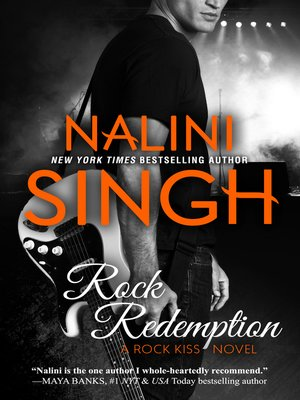cover image of Rock Redemption