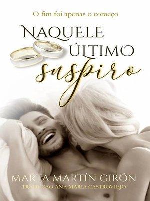 cover image of Naquele último suspiro