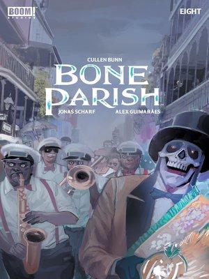 cover image of Bone Parish (2018), Issue 8