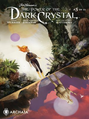 cover image of The Power of the Dark Crystal (2017), Issue 5